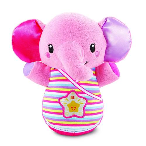 Vtech Snooze and Soothe Elephant- Pink