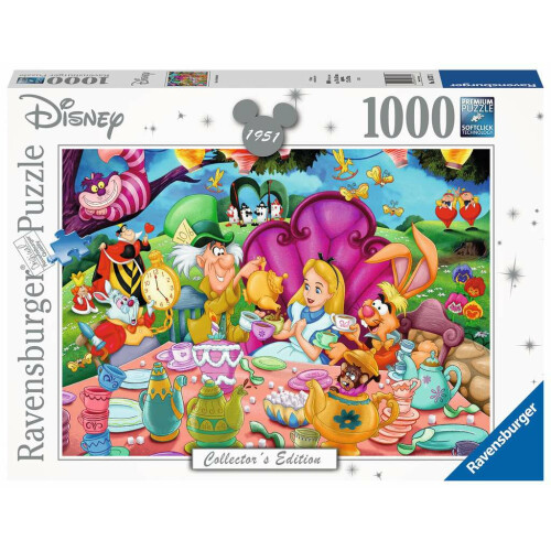 Ravensburger 1000pc Puzzle Alice in Wonderland Collector's edition