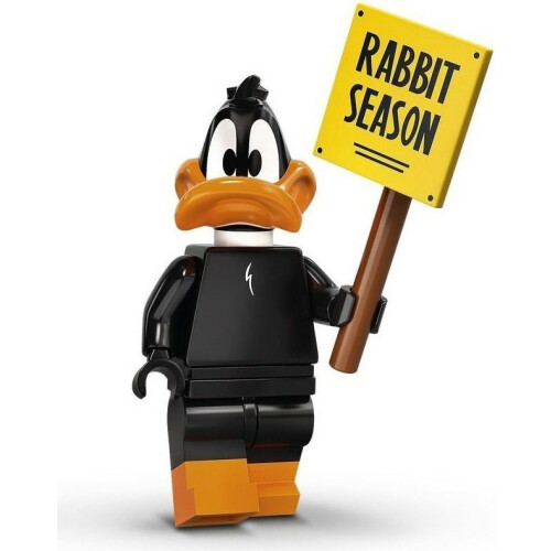 Lego 71030 Looney Tunes Minifigure - Daffy Duck