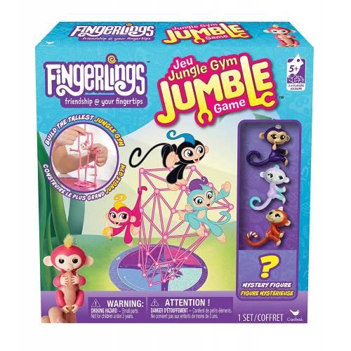 Fingerlings Jungle Gym Jumble Game