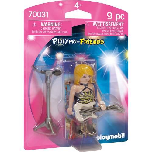 Playmobil 70031 Playmo-Friends Rockstar