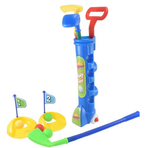 Summer Fun Golf Caddy Set