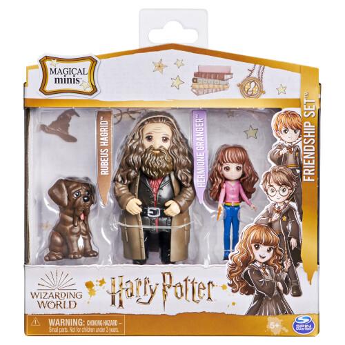 Harry Potter Magical Minis Rubeus Hagrid & Hermione Granger Friendship Set