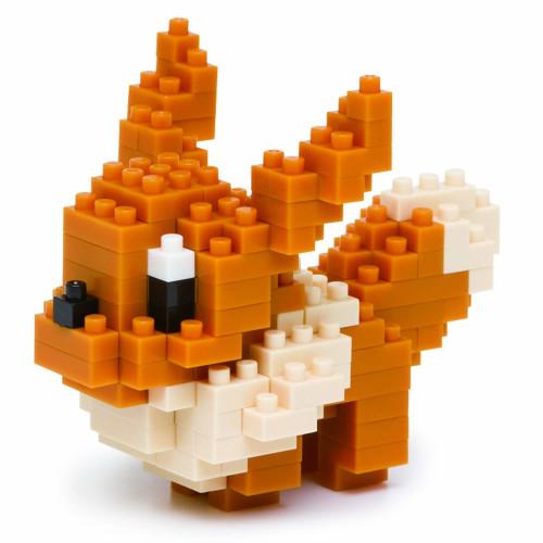 Pokemon Nanoblock Eevee NBPM-005