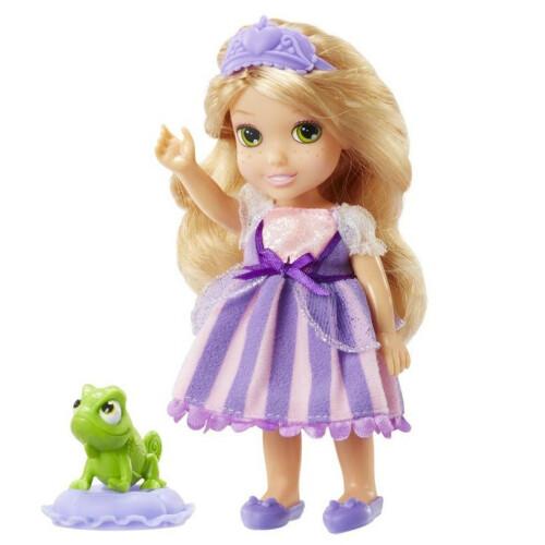 Disney Princess - Petite Rapunzel & Pascal