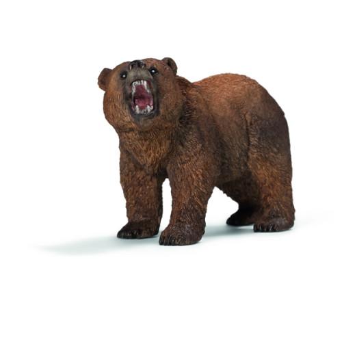 Schleich 14685 - Wild Life Grizzly Bear