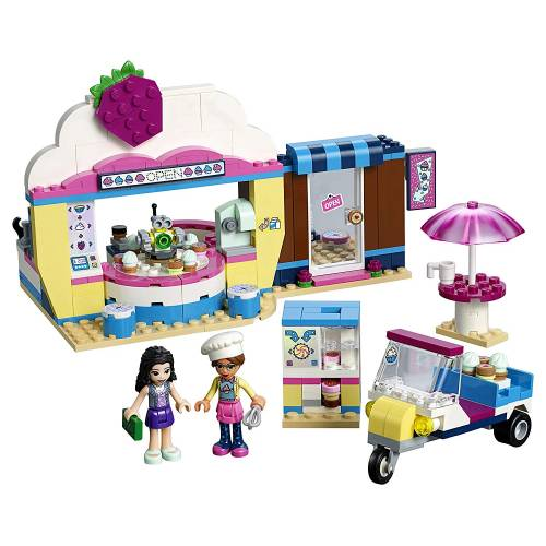 Lego 41366 Friends Olivia's Cupcake Café
