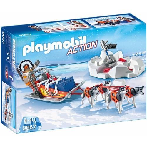 Playmobil 9057 Husky-Drawn Sled