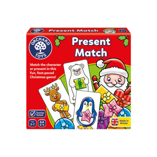 Orchard Mini Game Present Match
