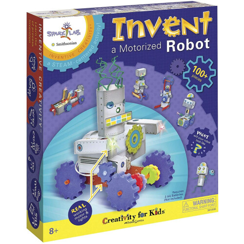 Invent a Motorized Robot