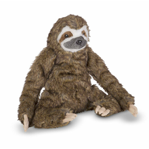 Melissa & Doug Plush Sloth