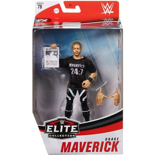 WWE Elite Collection - Series #78 - Drake Maverick