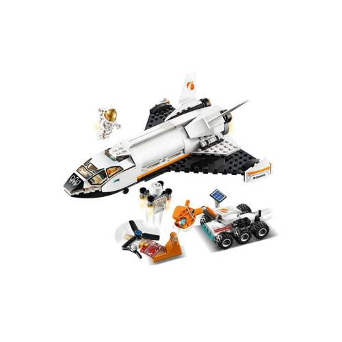 Lego 60226 City Mars Research Shuttle Spaceship