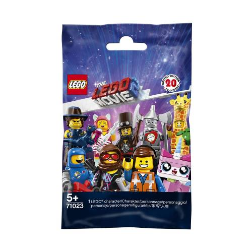 Lego 71023 Lego Movie 2 Mini Figure Blind Bag