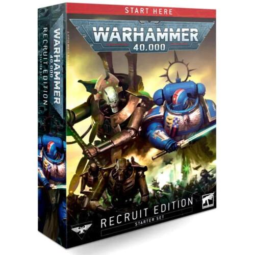 Warhammer 40,000 - Recruit Edition Starter Set