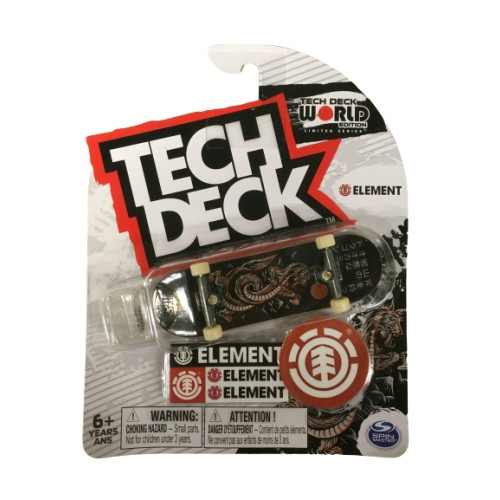 Tech Deck - World Edition - Element Dragon