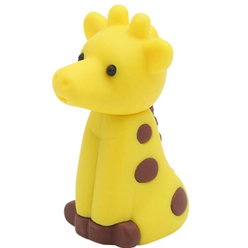 Iwako Puzzle Eraser - Zoo - Giraffe