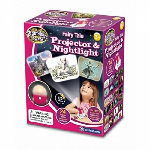 Brainstorm Toys Fairy Tale Projector & Nightlight