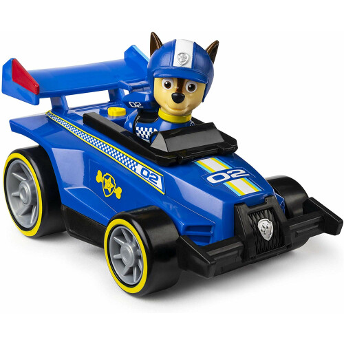 Paw Patrol Ready Race Rescue - Chase Deluxe Vehicle
