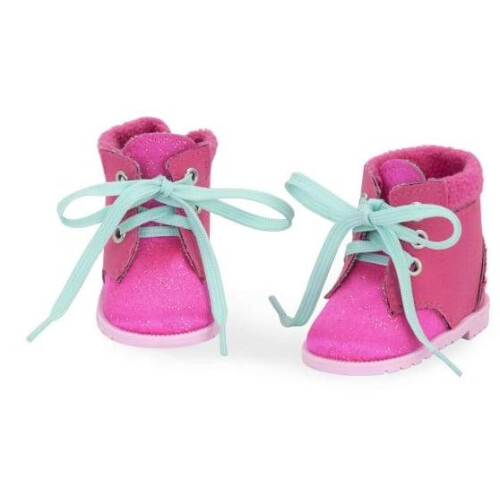 Our Generation Shoes Sparkling with Style