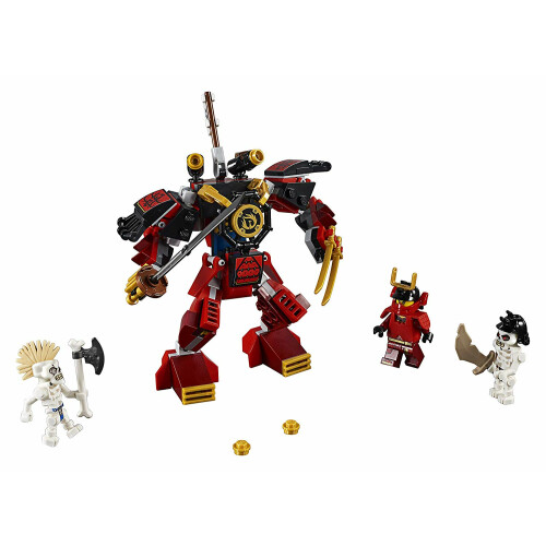 Lego 70665 Ninjago Legacy The Samurai Mech