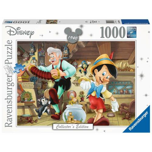 Ravensburger 1000pc Puzzle Pinocchio Collector's edition