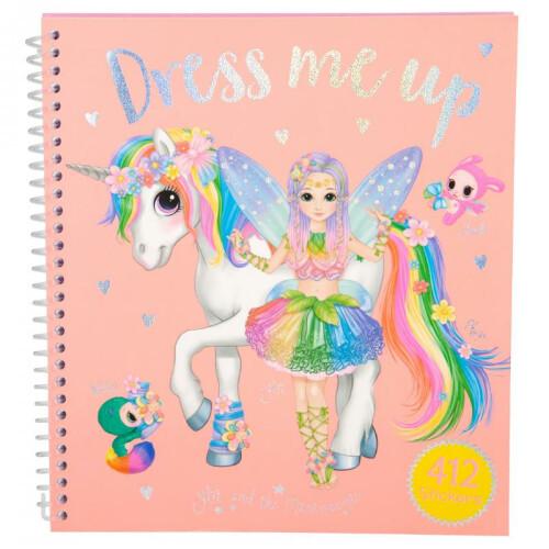 Depesche Ylvi & the Minimoomis Dress Me Up Sticker Fun