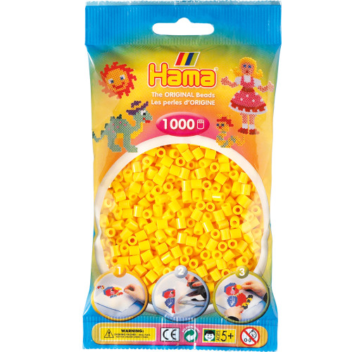 Hama Beads 207-03 Yellow