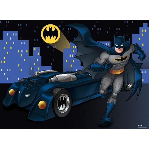 Ravensburger 100 XXL Piece Puzzle Batman is Ready!