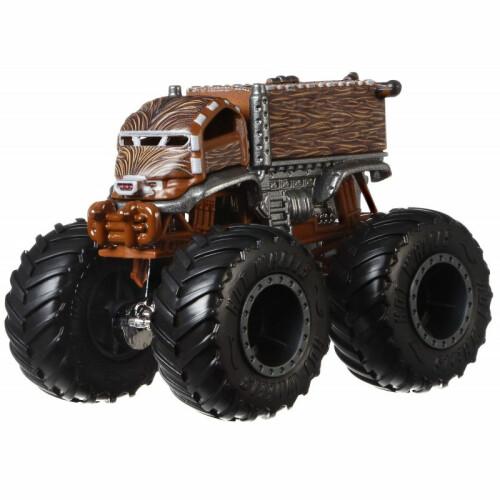 Hot Wheels Monster Trucks - Star Wars Chewbacca
