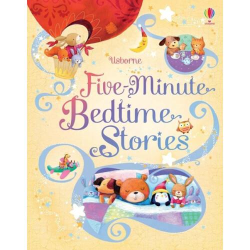 Usborne Books - Five-Minute Bedtime Stories