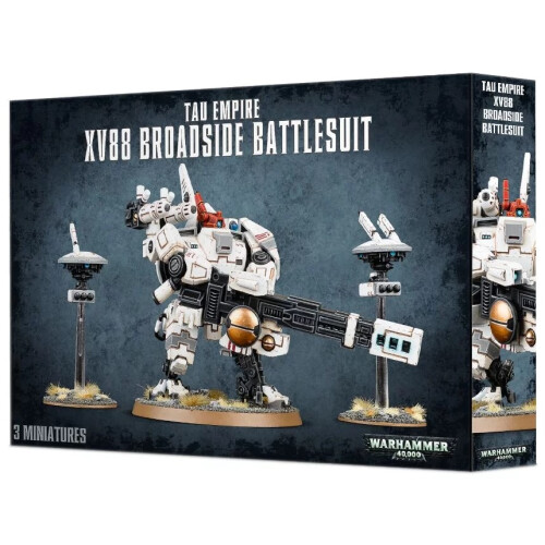 Warhammer 40,000 - T'au Empire XV-88 Broadside Battlesuit