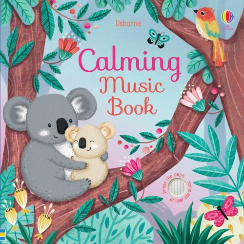 Usborne Books - Calming Music Book