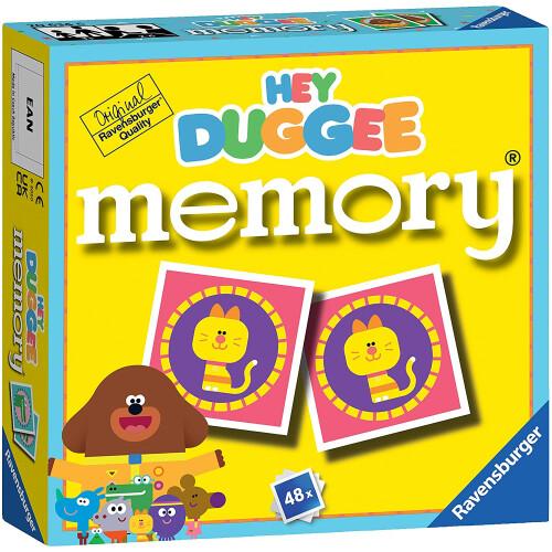 Ravensburger Mini Memory Game Hey Duggee