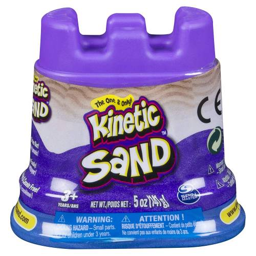 Kinetic Sand Single Container 4.5oz Blue