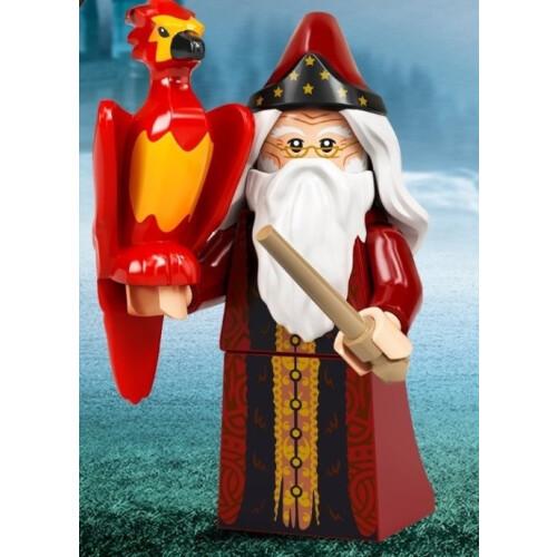 Lego 71028 Harry Potter Minifigure Series 2 - Dumbledore