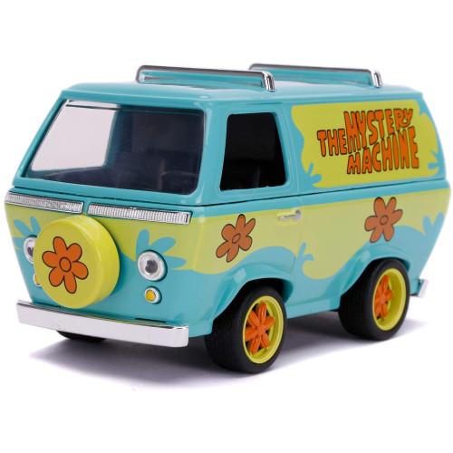 Scooby Doo Mystery Machine 1:32 Die Cast