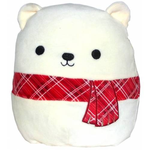 Squishmallows 7.5 Inch Christmas Plush - Brooke the Polar Bear