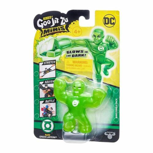 Heroes of Goo Jit Zu Minis - DC - Rare Green Lantern