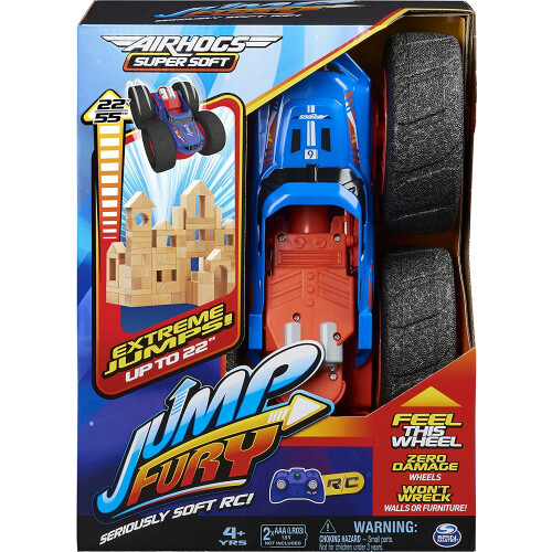 AirHogs Supersoft - Jump Fury Seriously Soft R/C