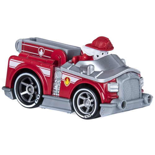 Paw Patrol True Metal Diecast - Marshall