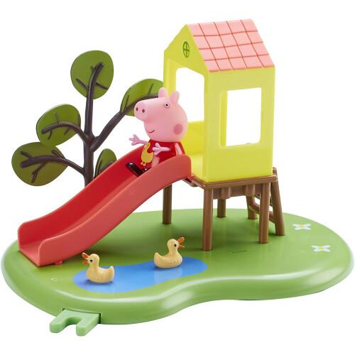 Peppa Pig Peppa's Outdoor Fun Slide