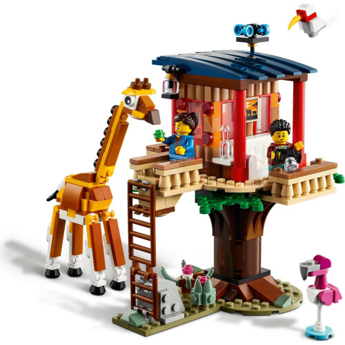Lego 31116 Creator Safari Wildlife Tree House