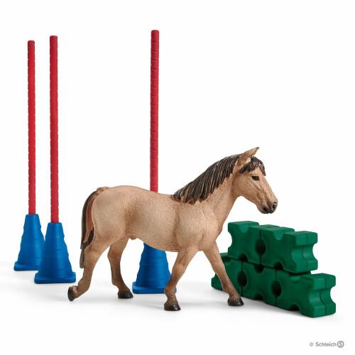 Schleich Farm Life 42483 Pony Slalom