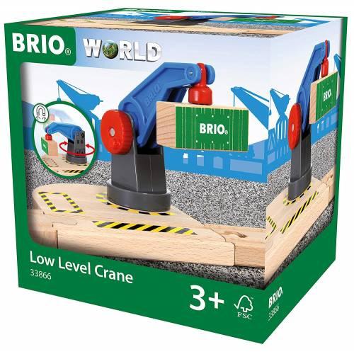 Brio 33866 Low Level Crane