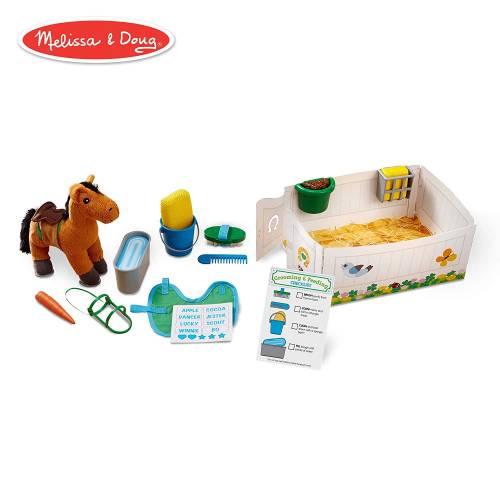 Melissa & Doug Horse Care Playset