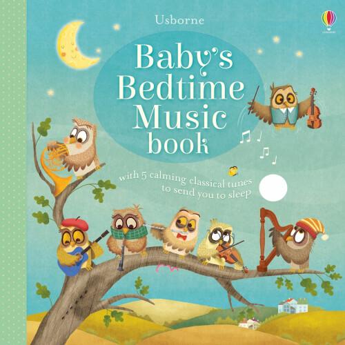 Usborne Books - Baby's Bedtime Music Book
