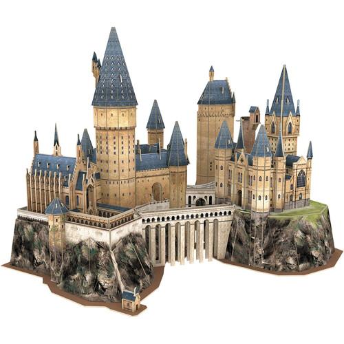 Harry Potter 3D Puzzle - Hogwarts Castle