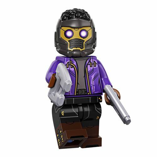 Lego 71031 Marvel Studios Minifigures - T'Challa Star-Lord