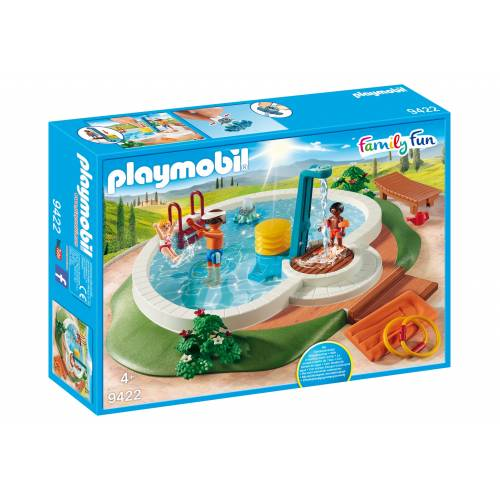 Playmobil 9422 Family Fun Swimming Pool